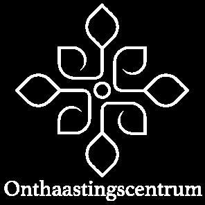 onthaastingscentrum logo wit